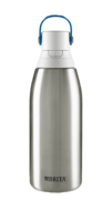 Premium Filtering Water Bottle – Stainless Steel, 32oz